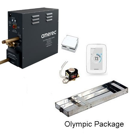 AX Steam Olympic Generator Package
