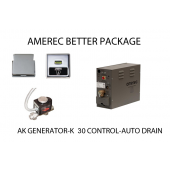 AMEREC BETTER STEAM BATH PACKAGE