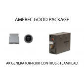 AMEREC GOOD Steam Bath PACKAGE