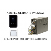 AMEREC Ultimate Steam Bath PACKAGE