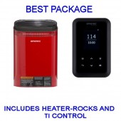 Best Sauna package Fonda T