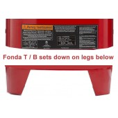 Optional Floor Stand for Fonda T & Fonda B Sauna Heaters