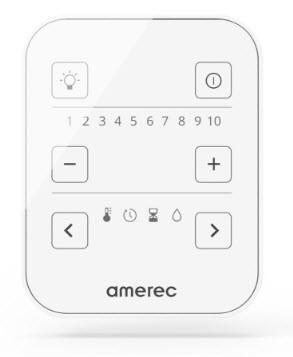 A3 Steam Touch Control