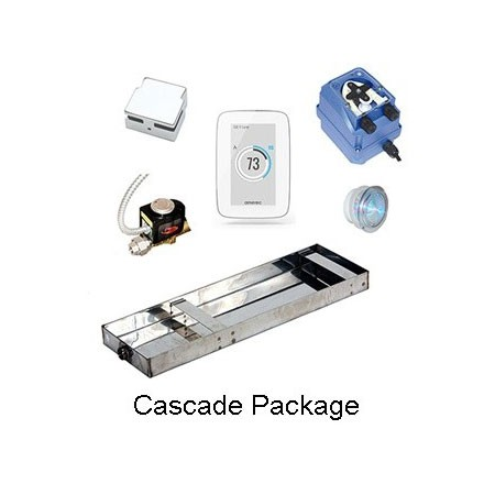 AX - A6 Cascade Package Add on
