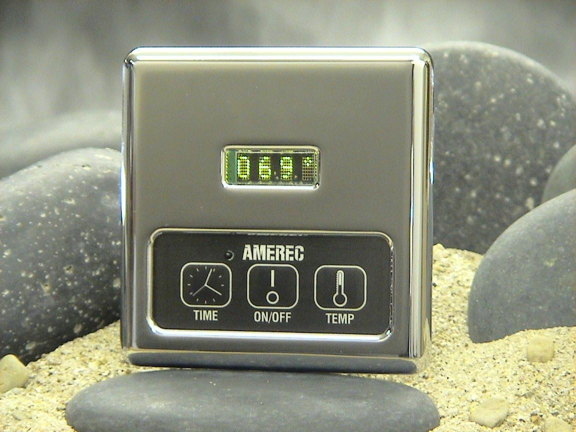 K60 STEAM BATH CONTROL