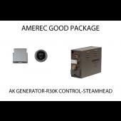 AMEREC GOOD Steam Bath PACKAGE